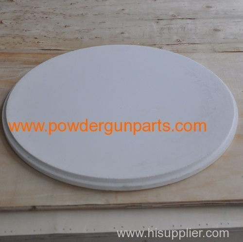 Fludizing Plate for Powder Coating Hopper